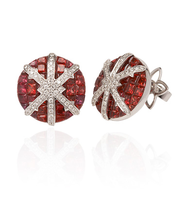 Stenmark • Snowflake • Earrings