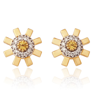 Stenmark • Sunray • Earrings