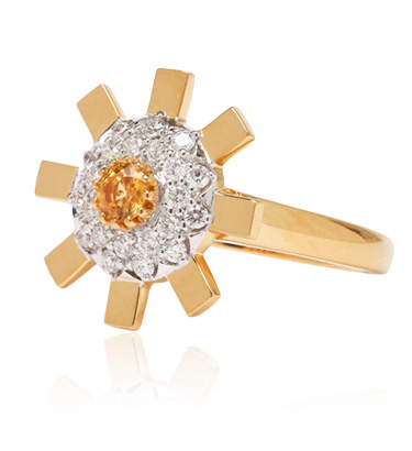 Stenmark • Sun Ray • Ring