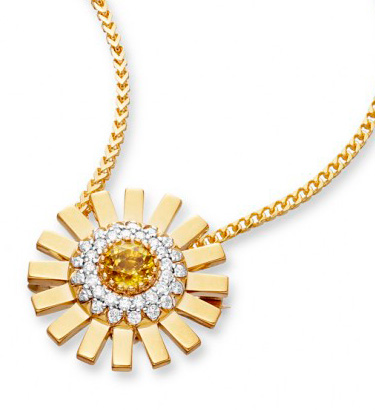 Stenmark • Sun Ray • Necklace/Pendant